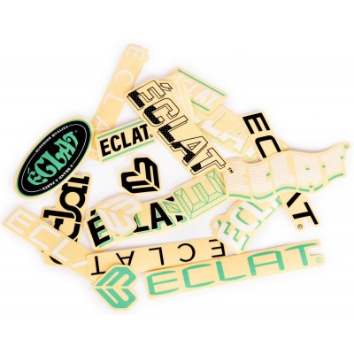 ECLAT FRAME STICKERS 2021