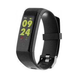 CONTACT FITNESS BAND HR ΜΑΥΡΟ