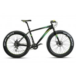 MONTANA FAT 26''(FAT BIKE 26'' DEORE 2x10 DISC)