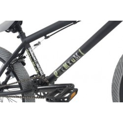 "PREMIUM STRAY 20""ΠΟΔΗΛΑΤΟ BMX FREESTYLE MATTE BLACK (SIZE 20.5"")"